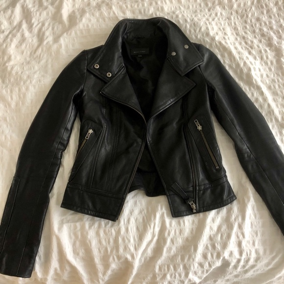 Mackage Jackets & Blazers - Mackage KENYA leather jacket (size XXXS)